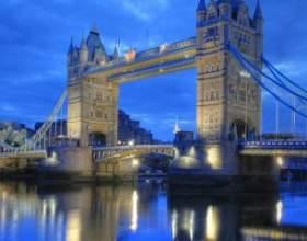 Карта пам'яток лондона: що варто подивитися фото