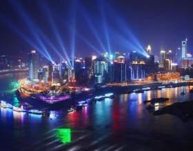 Найбільше місто в світі за площею. Найбільші міста нашої батьківщини, америки фото