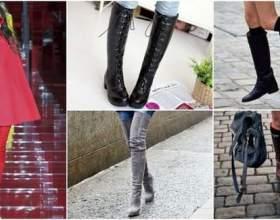 «Шевський» стиль: з чим носити чоботи в цьому модному сезоні фото