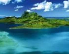 Час подорожей: найекзотичніші острова на землі фото