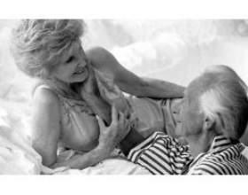 Сексуальні стосунки в літньому віці фото