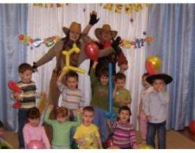 Сімейні свята в дитячому садку фото
