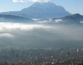 Серце болівії: пам'ятки унікального міста ла-пас фото