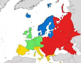Північна європа: країни (список) фото