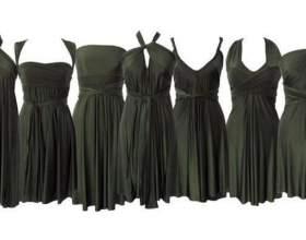 Шиємо самі: форма сукні-трансформера фото