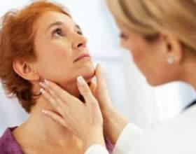 Щитовидна залоза: симптоми захворювання фото