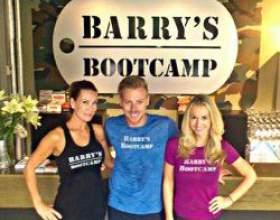 Система фітнес-тренувань barry's bootcamp фото
