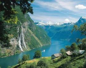 Скандинавські країни європи. Які країни відносяться до скандинавії? фото