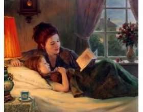 Казки на ніч для дітей фото