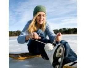 Скільки спалюється калорій при катанні на ковзанах? фото