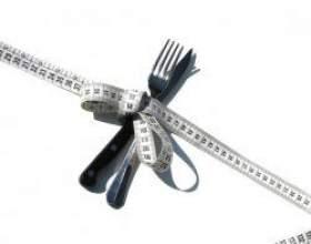 Зниження ваги без заборони на їжу: дієта мінус 60 фото