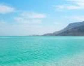 Лікувальна вода, грязі і повітря мертвого моря фото