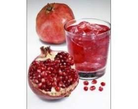 Склад і властивості гранатового соку фото