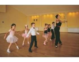 Спортивно-бальні танці для дітей фото