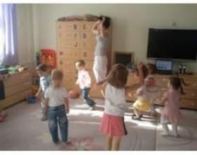 Спортивні ігри в дитячому садку фото