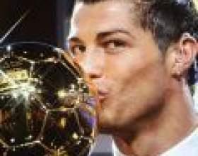 Спортивні кумири: кріштіану роналду фото