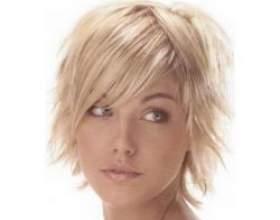 Стильні стрижки для тонкого волосся фото
