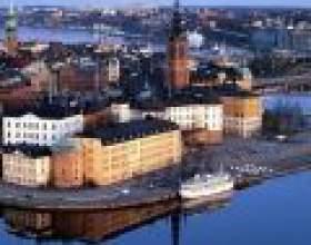 Час подорожей: стокгольм - столиця казок фото