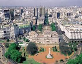 Столиця аргентини, буенос-айрес: місто контрастів фото