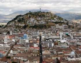 Столиця еквадору: унікальне місто кито фото