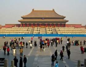 Столиця китаю - стародавнє місто пекін фото