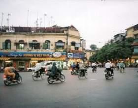 Столиця в'єтнаму - ханой - центр політичного і культурного життя країни фото