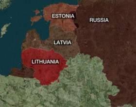 Країни балтії: список, історія. Розвиток країн балтії фото