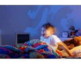 Страшні сни і кошмари у дітей фото