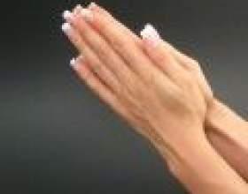 Як зробити правильну форму нігтів фото