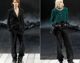 Модні тенденції майбутньої зими фото