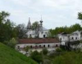 Суздаль: історія і пам'ятки міста фото