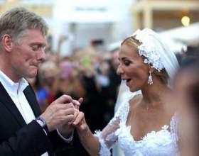 Весілля дмитра пєскова і тетяна навка - фікція? фото