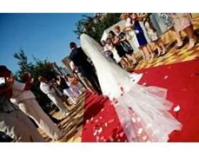 Весілля в стилі голлівуд фото