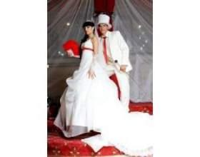 Весілля в стилі «мулен руж» фото