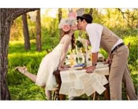 Весілля в стилі вінтаж фото