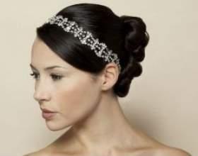 Весільні аксесуари для волосся фото
