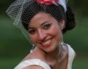 Вибираємо весільні капелюшки фото