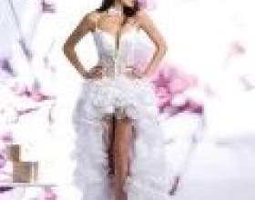 Оригінальні весільні сукні фото