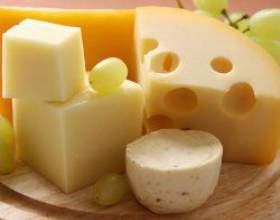 Сир в дитячому раціоні фото