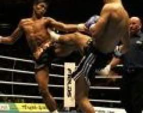 Як навчитися тайського боксу фото