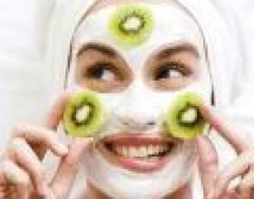 Фруктові маски для різних типів шкіри фото