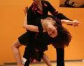 Хастл: танець для спілкування фото