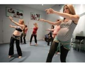 Танець живота для вагітних фото
