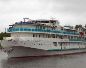 """Теплохід """"велика русь"""": екскурсії та відгуки туристів. """"Русь велика"""": морські і річкові круїзи фото"""