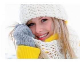 Ретельний догляд за шкірою взимку фото