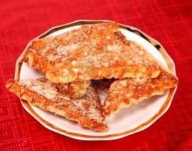 """Сирне печиво """"трикутники"""": рецепт і хитрості приготування фото"""