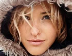 Догляд за шкірою обличчя взимку фото