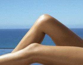 Догляд за шкірою на колінах фото