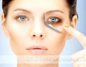 Догляд за шкірою навколо очей фото