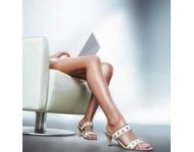 Догляд за ногами, красиві ноги фото